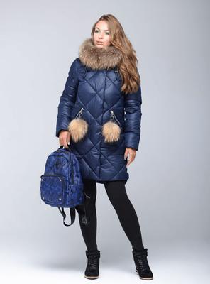 Модная куртка-парка для зимы